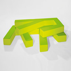 Shanghai® | Kids benches | PLAY+