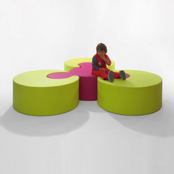 Molecola 3® | Play furniture | PLAY+