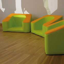 Poltroncina Nido® | Play furniture | PLAY+
