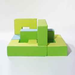 Forme 3D® | Play furniture | PLAY+