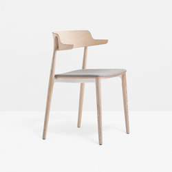Nemea 2826 | Restaurant chairs | PEDRALI