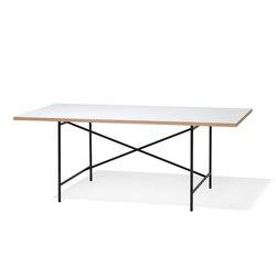 Eiermann 1 black | Individual desks | Richard Lampert