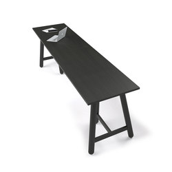 Beech Connect 100 rectangle | Conference tables | DUM