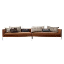 Pilotis sofa | Canapés d'attente | COR