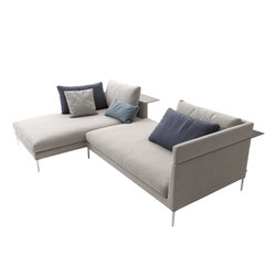 Pilotis sofa | Modular seating systems | COR
