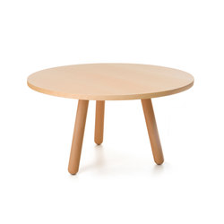 Beech Connect 71 round | Tables de cantine | DUM