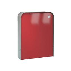 Briefkasten | CAP | stainless steel | Briefkästen | Serafini
