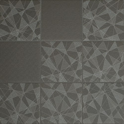 Warp Dark Grey | Bodenfliesen | LIVING CERAMICS