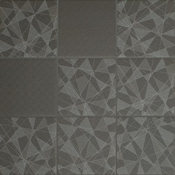 Warp Dark Grey | Floor tiles | LIVING CERAMICS