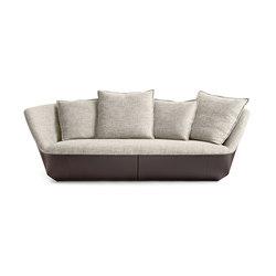 Isanka Sofa | Lounge sofas | Walter Knoll