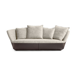 Isanka Sofa | Lounge sofas | Walter K.