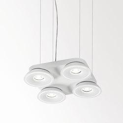 Tweeter On C | Tweeter On 4 C REO 2733-9 | Suspended lights | Delta Light
