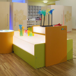 Light platform | Nursery furniture | PLAY+