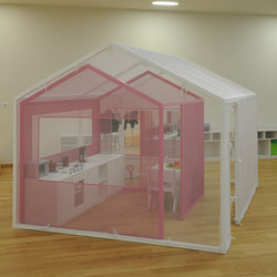 House in the house | Play furniture | PLAY+