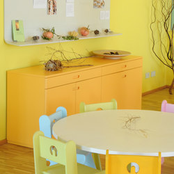 Lunch cabinet | Kids storage | PLAY+