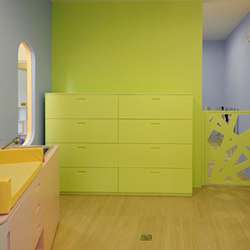 Changing closet | Kids storage | PLAY+