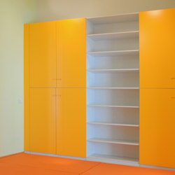 Sleep closet | Cabinets | PLAY+