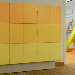 Nursery wardrobe | Cloakrooms | PLAY+