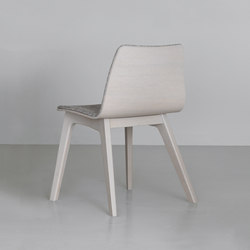 Morph Plus padded seat | Restaurant chairs | Zeitraum