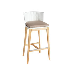 Arc Bar stool | Sgabelli bar da giardino | Point