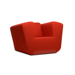 Unkle+ Armchair | Loungesessel | DUM
