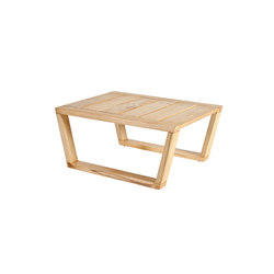 Lineal Auxiliary table | Tables basses de jardin | Point