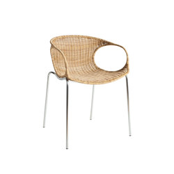 Zeros Out Armchair | Chaises de restaurant | Point