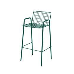 Riviera barstool | Bar stools | iSimar