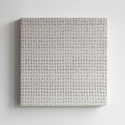 Kurage Wall Panel System 50 | Square | Dots | Metal sheets | Kurage