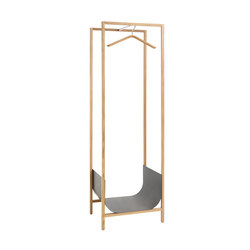 TUB Coat stand | Freestanding wardrobes | Schönbuch