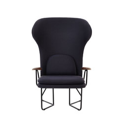 Chillax Highback Chair | Lounge chairs | Stellar Works