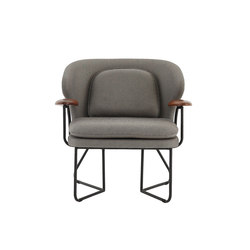 Chillax Lounge Chair | Poltrone lounge | Stellar Works