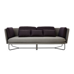Chillax Sofa | Loungesofas | Stellar Works