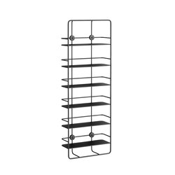 Coupé Vertical Shelf | Tablettes murales | WOUD