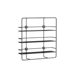 Coupé Rectangular Shelf | Estantería | WOUD