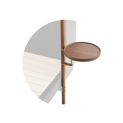 Chambre Bed Side Table | Nachttische | Stellar Works