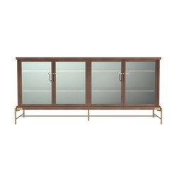 Dowry Cabinet II | Display cabinets | Stellar Works