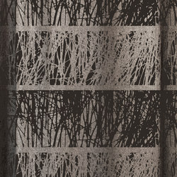 Kurage Acoustic Curtains | Forest Feast | Tejidos decorativos | Kurage
