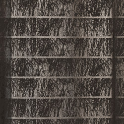Kurage Acoustic Curtains | Forest Few | Sistemas de textil | Kurage