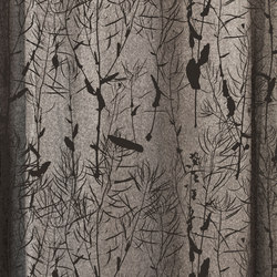 Kurage Acoustic Curtains | Traces Of Yellow | Sistemas de textil | Kurage