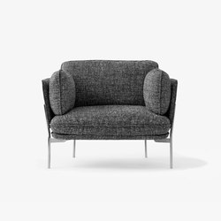 Cloud One Seater LN1 sonar | Lounge chairs | &TRADITION