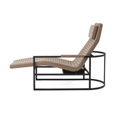 James Chaise | Chaise longue | Stellar Works