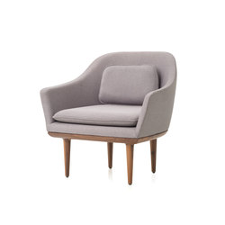 Lunar Lounge Chair Large | Armchairs | Stellar Works