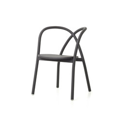 Ming Aluminium Chair I | Chairs | Stellar Works