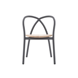 Ming Aluminium Chair II | Chairs | Stellar Works