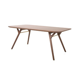 Rén Dining Table | Tables de restaurant | Stellar Works