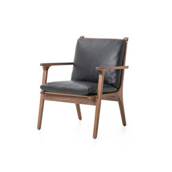 Rén Lounge Chair Small | Loungesessel | Stellar Works