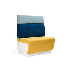 MC Sofa | Modular seating elements | Lande