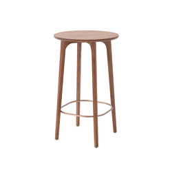 Utility Cafe Table H1050 | Bar tables | Stellar Works