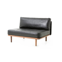 Utility Sofa One Side | Sofás lounge | Stellar Works